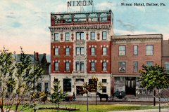 Nixon Hotel Butler, PA