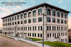 Office Bldg of Standard Steel Car Works