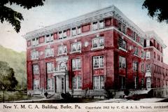 YMCA New 1913