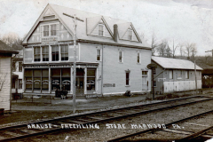 32 MA 16 83 01 Krause-Freehling Store Marwood PA