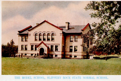 Model School Slippery Rock State Normal School